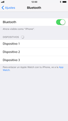 Apple iPhone 7 iOS 11 - Bluetooth - Conectar dispositivos a través de Bluetooth - Paso 5