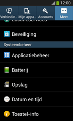 Samsung Galaxy S3 Mini VE (I8200N) - Software updaten - Update installeren - Stap 5