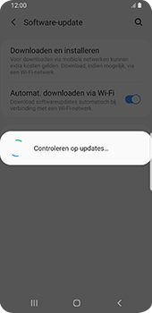 Samsung galaxy-s9-sm-g960f-android-pie - Software updaten - Update installeren - Stap 6