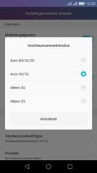 Huawei Honor 5X - Netwerk - 4G/LTE inschakelen - Stap 7