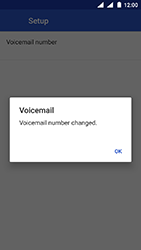 Nokia 3 - Android Oreo - Voicemail - Manual configuration - Step 12