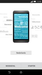 HTC One M8s - Toestel - Toestel activeren - Stap 4