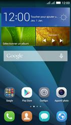 Huawei Y635 Dual SIM - Réseau - Utilisation à l