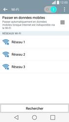 LG H420 Spirit - WiFi et Bluetooth - Configuration manuelle - Étape 7