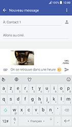 HTC U Play - Contact, Appels, SMS/MMS - Envoyer un MMS - Étape 21
