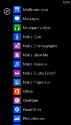 Nokia Lumia 1320 - SMS - Configuration manuelle - Étape 3