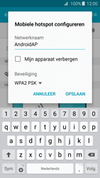 Samsung Galaxy A3 2016 (SM-A310F) - WiFi - Mobiele hotspot instellen - Stap 8