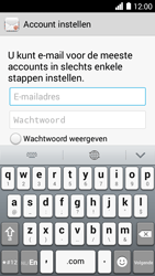 Huawei Ascend Y530 - E-mail - Account instellen (IMAP zonder SMTP-verificatie) - Stap 5