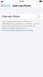 Apple iphone-se-met-ios-13-model-a1723 - Beveiliging en ouderlijk toezicht - Zoek mijn iPhone inschakelen - Stap 11