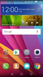 Huawei Y5 II - E-mail - Configurar Gmail - Paso 2