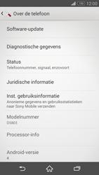 Sony D5803 Xperia Z3 Compact - Software updaten - Update installeren - Stap 5