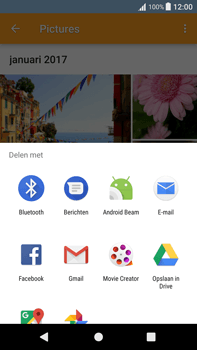 Sony Xperia XA1 Plus (G3421) - Contacten en data - Foto
