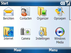 Samsung C6620 - Internet - handmatig instellen - Stap 11