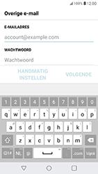 LG K11 - E-mail - Account instellen (IMAP zonder SMTP-verificatie) - Stap 7