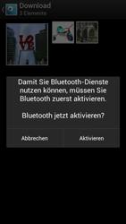 Sony Xperia J - Bluetooth - Bluetooth - Übertragung von Daten - Schritt 10