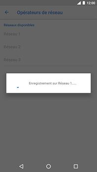 Nokia 6 (2018) - Réseau - Sélection manuelle du réseau - Étape 10