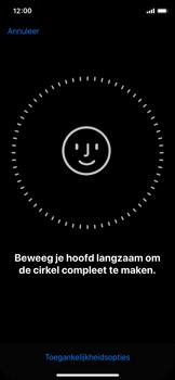 Apple iphone-x-met-ios-11-model-a1901 - Face ID en Animoji - Face ID inschakelen - Stap 6