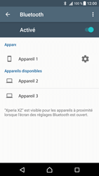 Sony Xperia XZ - Android Nougat - Bluetooth - connexion Bluetooth - Étape 10