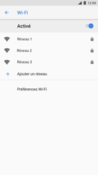Nokia 8 (SingleSim) - Wi-Fi - Se connecter à un réseau Wi-Fi - Étape 7