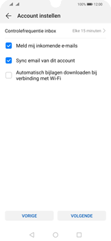 Huawei p-smart-2019-dual-sim-model-pot-lx1 - E-mail - Account instellen (IMAP zonder SMTP-verificatie) - Stap 14