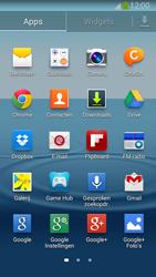 Samsung I9300 Galaxy S III - E-mail - handmatig instellen (yahoo) - Stap 3
