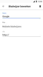 Nokia 5 - Android Oreo - Internet - hoe te internetten - Stap 10