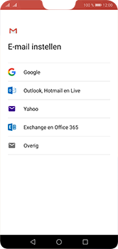 Huawei P20 Lite Dual-SIM (Model ANE-LX1) - E-mail - 032a. Email wizard - Gmail - Stap 8
