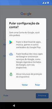 Motorola Moto G7 - Primeiros passos - Como ativar seu aparelho - Etapa 12