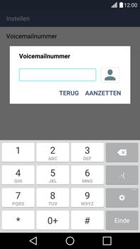 LG H815 G4 - Voicemail - Handmatig instellen - Stap 8