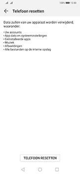 Huawei Mate 20 Pro - Toestel - Fabrieksinstellingen terugzetten - Stap 7