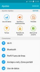 Samsung G920F Galaxy S6 - Internet - Configurar Internet - Paso 5