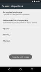 Motorola Moto G 3rd Gen. (2015) - Réseau - utilisation à l'étranger - Étape 13