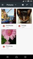 Sony Xperia Z5 - Android Nougat - E-mail - envoyer un e-mail - Étape 14