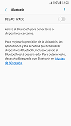 Samsung Galaxy J5 (2017) - Bluetooth - Conectar dispositivos a través de Bluetooth - Paso 6