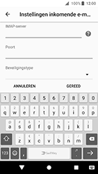 Sony Xperia XA2 (H3113) - E-mail - Instellingen KPNMail controleren - Stap 15