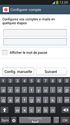 Samsung I9295 Galaxy S IV Active - E-mail - Configuration manuelle - Étape 6