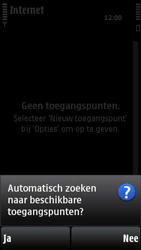 Nokia X6-00 - Internet - handmatig instellen - Stap 9