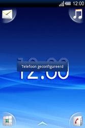 Sony Ericsson Xperia X8 - MMS - automatisch instellen - Stap 6
