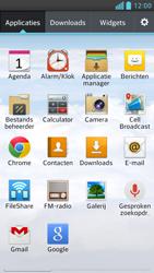 LG D505 Optimus F6 - Contacten en data - Contacten kopiëren van SIM naar toestel - Stap 3