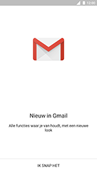 Nokia 8 - E-mail - Handmatig instellen - Stap 4