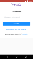 Motorola Moto G5 - E-mail - 032b. Email wizard - Yahoo - Étape 8