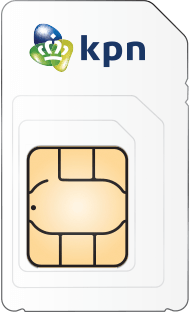 BlackBerry Classic - Nieuw KPN Mobiel-abonnement? - In gebruik nemen nieuwe SIM-kaart (nieuwe klant) - Stap 5