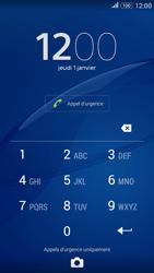 Sony E2003 Xperia E4 G - Device maintenance - Effectuer une réinitialisation logicielle - Étape 3