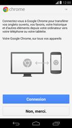 Motorola Moto G - Internet - navigation sur Internet - Étape 4