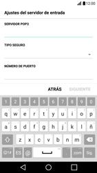 LG G5 - E-mail - Configurar correo electrónico - Paso 11