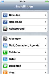 Apple iPhone 3G - MMS - probleem met ontvangen - Stap 6