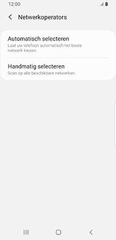 Samsung Galaxy S9 Android Pie - Netwerk - gebruik in het buitenland - Stap 10