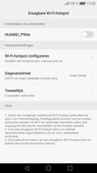 Huawei Huawei P9 Lite (Model VNS-L11) - WiFi - Mobiele hotspot instellen - Stap 10