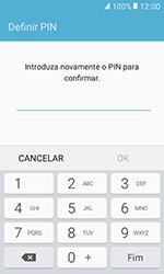 Samsung Galaxy Xcover 3 (G389) - Segurança - Como ativar o código de bloqueio do ecrã -  9