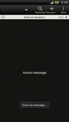 HTC S720e One X - E-mail - envoyer un e-mail - Étape 14